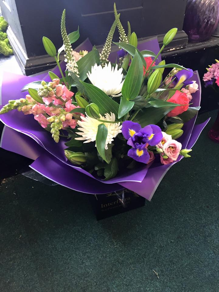 Gift Bouquet Floral Ambitions Edinburgh Florist